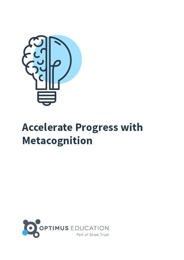 Accelerate Progress with Metacognition ebook cover