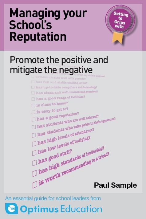 Managing Your School's Reputation eBook