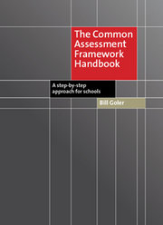 The Common Assessment Framework Handbook: A step-by-step approach for schools
