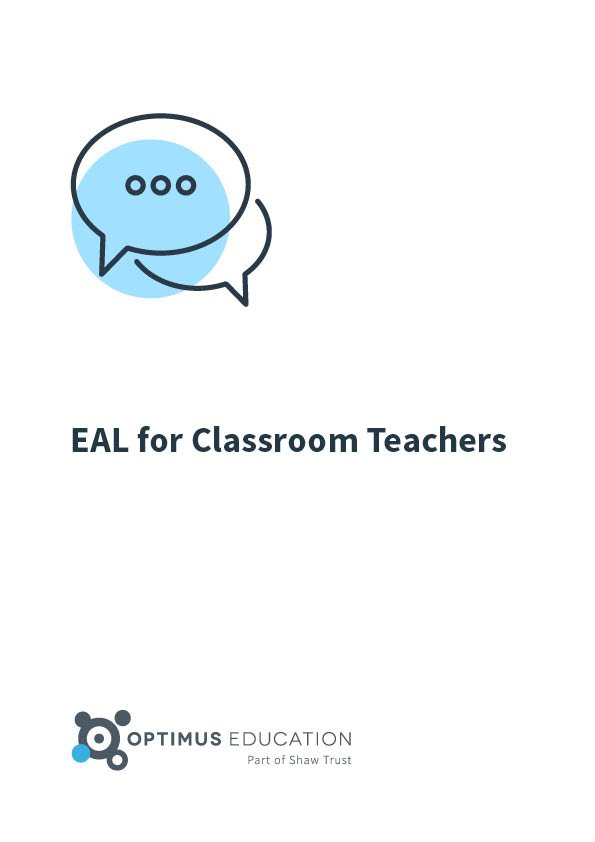 EAL for Classroom Teachers ebook cover