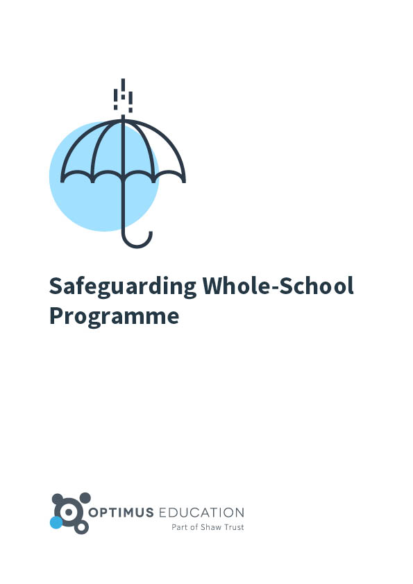Safeguarding Whole-School Programme ebook cover