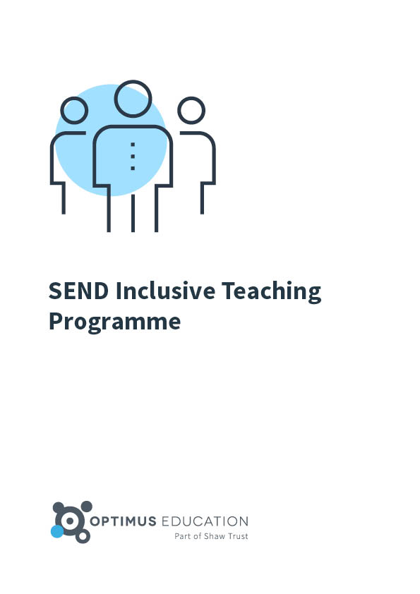 SEND Inclusive Teaching Programme ebook cover