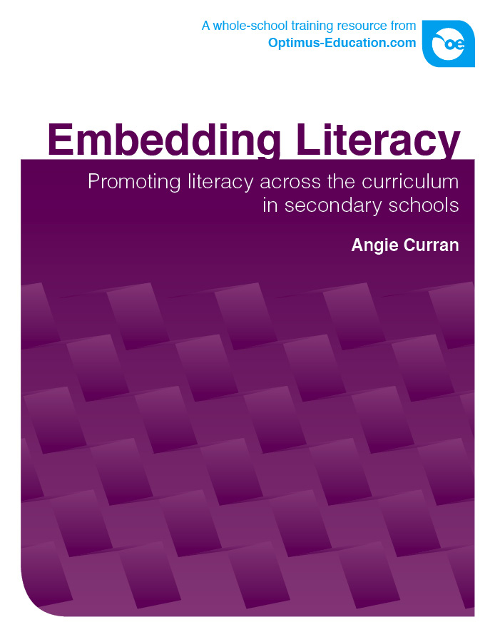 Embedding Literacy: Promoting literacy across the curriculum in secondary schools