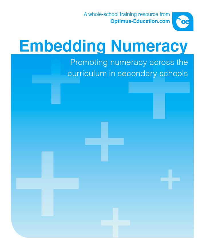 Embedding Numeracy